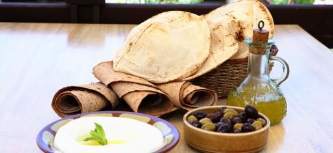 Chlebek arabski, pita
