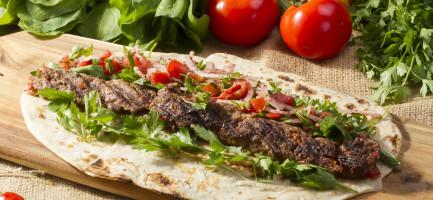 Kofta - kebab na patyku